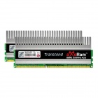 Transcend 8GB (4GBx2) AXERAM DDR3 2000 Desktop Kit Set TX2000KLN-8GK