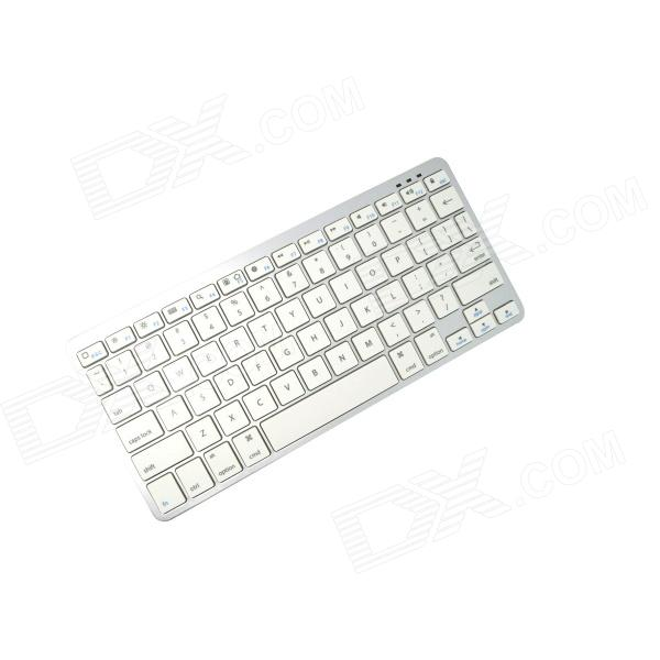 Mini Bluetooth V3.0 Ultra-thin 78-Key Keyboard for IPAD, IPHONE, Samsung Galaxy Tab