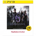 PS3 Resident Evil 6 Video Game