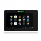 "GONOMAD P702a 7"" Action 7013 Android 4.1 Tablet PC w/ 512MB RAM / 4GB ROM - Black"