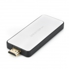 IPEGTOP A2 Quad-Core Android 4.2.2 Mini Google TV Player w/ 2GB RAM, 8GB ROM, Bluetooth - Silver