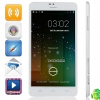 "DOOGEE Phablet DG685 MTK6572 Dual Core Android 4.2.2 WCDMA Bar Phone w/ 6.85"" OGS IPS, 4GB ROM, GPS"