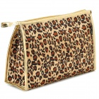 Fashion Leopard Pattern Makeup Bag (L)