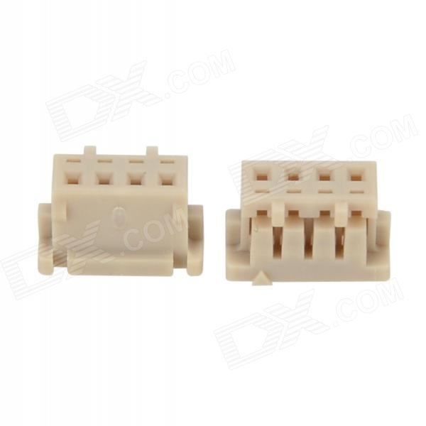 Flight Controller Module Series APM2.5 PX4 /PIX /DF13 4S Connector - White (2 PCS)