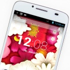 "Mpie MP-H118 MTK6572 Dual-core Android 4.2.2 WCDMA Bar Phone w/ 5.0"" IPS, Wi-Fi and GPS - White"