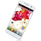 "Mpie MP-H118 MTK6572 double-core Android 4.2.2 WCDMA Bar Phone avec 5.0 ""IPS, Wi-Fi et GPS-Blanc"