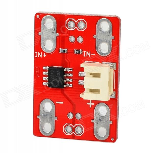 022303 MOSFET MOS Power Controller Switch - Red (30V / 6.5A) like bug juice on a burger