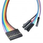 Flight Controller Module APM2.5 8-pin Cable - Multicolored