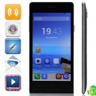 "DOOGEE PIXELS DG350 MTK6582 Quad-core Android 4.2.9 WCDMA Bar Phone w/ 4.7"" OGS HD, 4GB ROM, GPS"