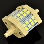 Walangting 5W 360LM 6500K 24-SMD 5050 LED White Light Landscape Bulb (AC 85~265V)