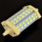 Walangting R7S 10W 630LM 6500K 42-SMD 5050 LED White Light Bulb (AC 85~265V)
