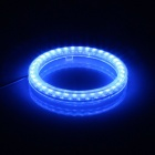84mm Diameter 7W 200lm 36 x SMD 2538 LED Blue Light Car Angel Eye Circle Lamp - (12V / 2 PCS)