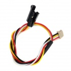 APM Flight Controller Module 2.5 I2C Cable - White + Red + Yellow + Black (22cm)