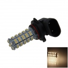 9005 / HB3 4W 220lm 68-SMD 1210 LED Warm White Light Car Foglight / Headlamp / Tail Light (12V)