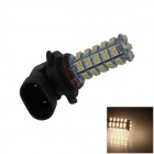 9006 / HB4 4W 220lm 68-SMD 1210 LED Warm White Light Car Foglight / Headlamp / Tail Light (12V)