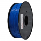 ABS-FLUO-BU-1.75-1.0 3D Printer Dedicated 1.75mm Filament ABS Print Cable - Fluorescent Blue (400m)