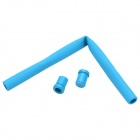 iTUBE Silicone Earphone Winder for IPHONE - Deep Blue