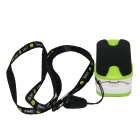 Sportguard OLED Fingertip Pulse Oximeter SpO2 Heart Rate Monitor - Green