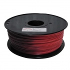 ABS-PU-PN-1.75-1.0 Purple to Pink 1.75mm ABS Filament 3D Printing Cables - Purple + Pink  (400m)