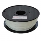 ABS-L-BU-3.0-1.0 Color Changed Series White to Blue 1.75mm ABS Filament 3D Printing Cable (150m)
