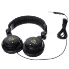 ISK HP-960B Wired 3.5mm Monitoring Headband Headphones - Black