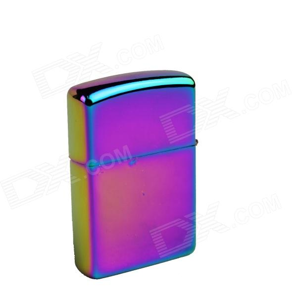 Colorful Kerosene Lighter - Purple + Blue