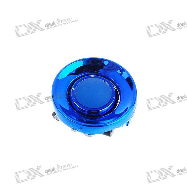Repair Parts Replacement Trackball with Chrome Ring for BlackBerry (Blue) repair parts replacement speakers for psp 1000 2 piece set
