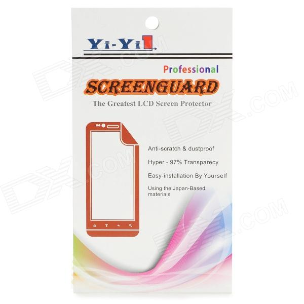 High Quality Dust-proof PET Screen Protector for Samsung Galaxy S5 - Transparent (2 PCS)