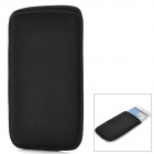 Universal Protective Mobile Phone Bag / Case for Samsung N7100 / I9220 - Black