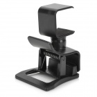 Mini Rotary Camera TV Stand for PS4 - Black