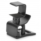 Mini Rotary Camera TV Stand para PS4 - Preto