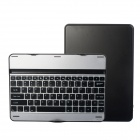 Rechargeable Bluetooth V3.0 82-Key Keyboard for Samsung Galaxy Note 10.1 2014 Edition P600 - Black