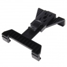 Vehicle U-clamp Universal Holder / Stand for 7~11 Inch Tablet PC - Black + Silver