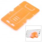 Universal Portable Stand Holder for Cell Phone - Orange