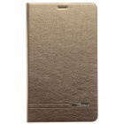 KALAIDENG Protective PU Leather Case w/ Stand for SS Galaxy Tab Pro8.4 (T320) - Golden