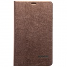 KALAIDENG Protective PU Leather Case w/ Stand for SS Galaxy Tab Pro8.4 (T320) - Brown