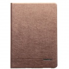 KALAIDENG Protective PU Leather Case w/ Stand for SS Galaxy Tab Pro10.1 (T520) - Brown