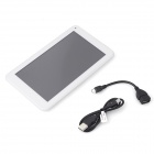 "THTF E530 Ecran 7"" dual-core android 4.2.2 tablette PC w / wi-fi - blanc"