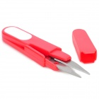 Huoniu Handy Portable Outdoor Fishing Scissors - Red