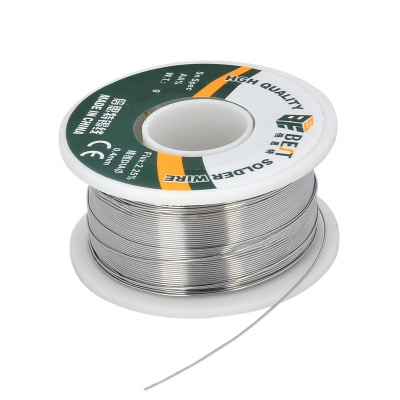 BEST 0.4mm Flux 2.25% 60% Tin Solder Wire - Silver