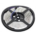 Waterproof 12W 900lm 300 x SMD 3528 LED RGB Flexible Light Strip w/ 24-Key Controller (DC 12V / 5M)