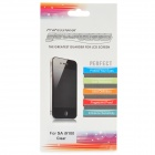 High Quality PET Screen Protector for Samsung i9100 - Transparent
