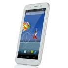 "MT6572 Dual Core Android 4.2 3G Phone Tablet w/ 7.0"" Screen, 4GB ROM, Bluetooth, Dual SIM - White"