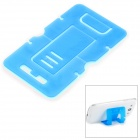 Universal Portable Stand Holder for Cell Phone - Blue