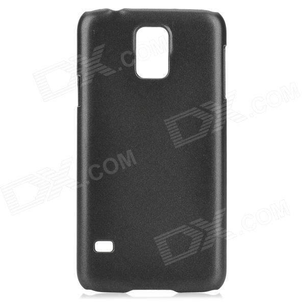 PUDINI LX-03091 PC Protective Back Case for Samsung Galaxy S5 - Black pudini lx g3812 protective plastic back case for samsung g3812 black