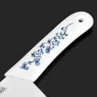 "Bestlead Kitchen 6.5"" Ceramic Chinese Knife - Blue"