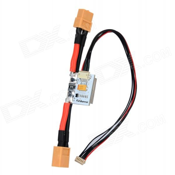 APM2.5 XT60 Power / Current Module w/ 5.3V DC BEC - Black + White + Red