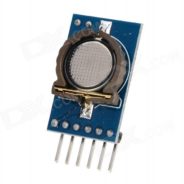 LSON DS1302 Clock Module - Black + Blue