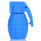 Cartoon Grenade Style USB 2.0 Flash Driver Disk - Blue (4GB)