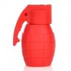 Cartoon Grenade Style USB 2.0 Flash Driver Disk - Red (4GB)